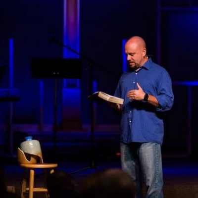 Charlie_preaching